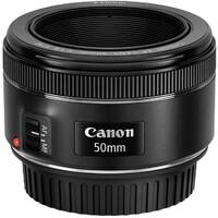 Canon objektiv EF 50mm F1.8 STM