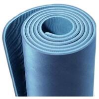 YUNMAI Yoga prostirka basic plava